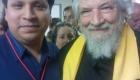 Carlos Esteve con Claudio Naranjo