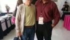 Carlos Esteve con Jean-Marie Delacroix