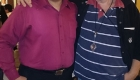 Carlos Esteve con Paolo Quattrini