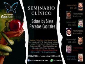 Seminario Clínico Sobre los Siete Pecados Capitales